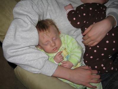 Caitlin & Sean's 7th Month