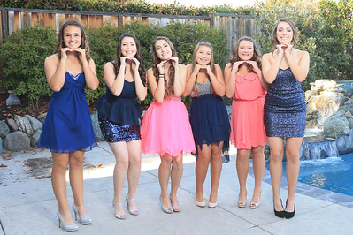 Cal High Homecoming Jessie