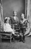 McGowans - Connie (?), John Richard (Jack) and Stanley