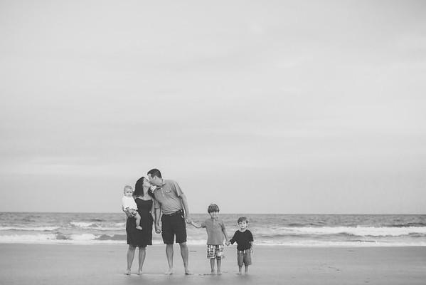 Calhoun Family
