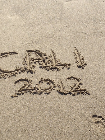 Cali June 2012