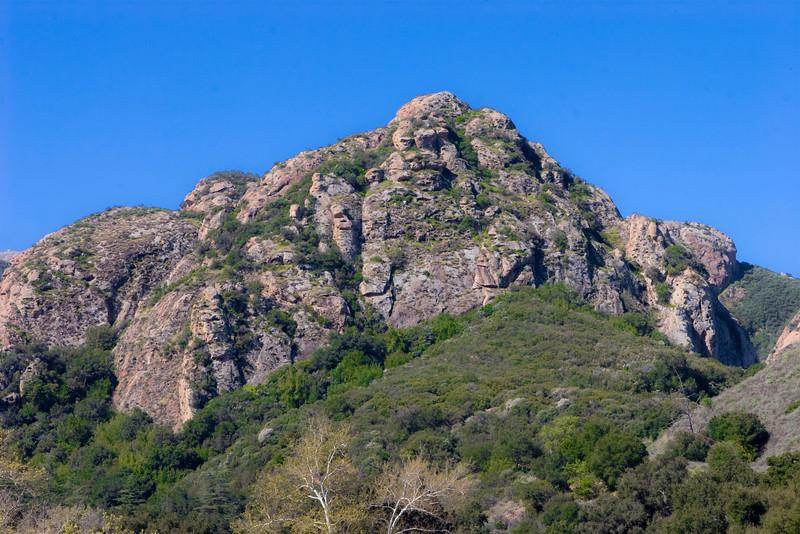 Joey's Mountain to Summit