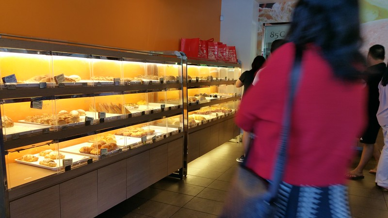 """""""Pastry 85°"""" in Milpitas, CA."""