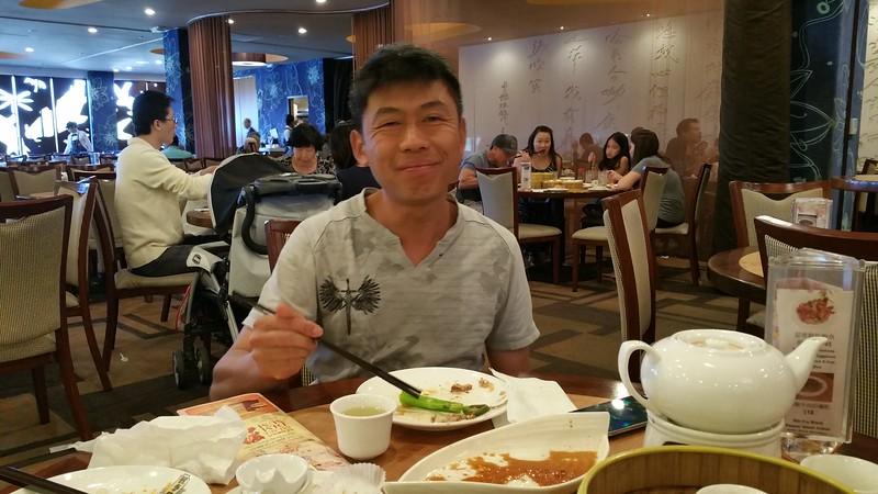 Dim Sum at Koi Palace with Vinh on Sunday 4/2.