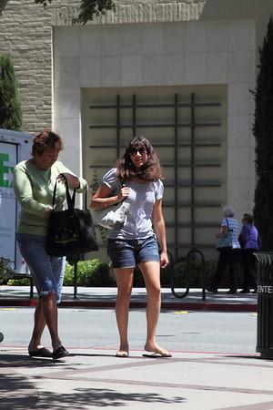 California visit 2011