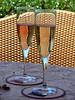 Champagne at Mumm