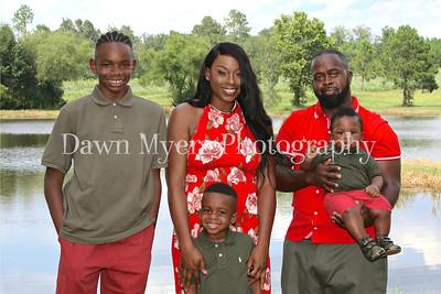 Calizza & Family