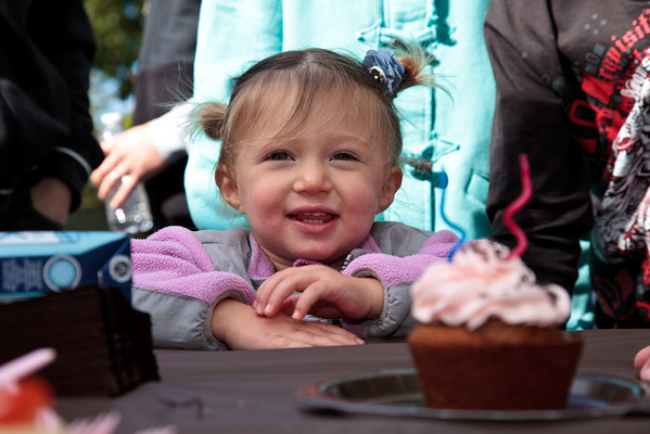 Callie's 2nd Birthday Party