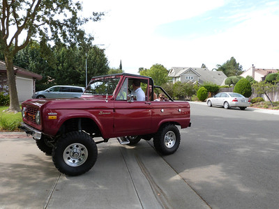 Mark's Bronco