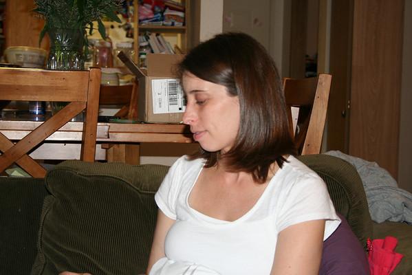 Alyssa at the Computer 008