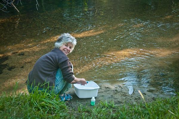 Camping Green Creek