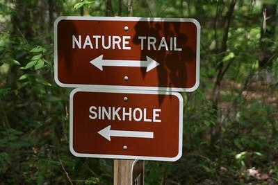 Camping O'Leno State Park 3/08