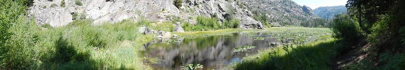 Camping Wyoming 2013