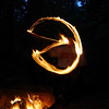 Campflre Fire Show - Pacman