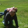 Lilly takes down Tim