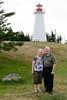 2012 Carol and Russ in Nova Scotia