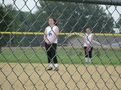 Candace softball