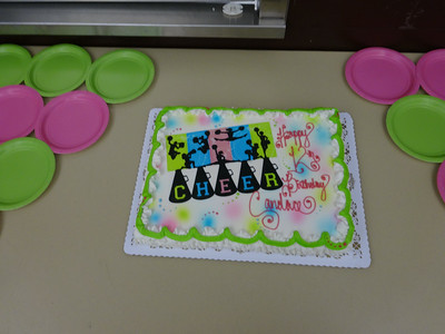Candace's birthday 2014