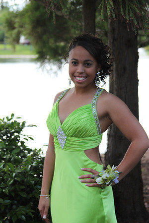 My beautiful senior, :-)