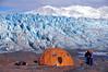 AK-2003-052a Knik Glacier camp