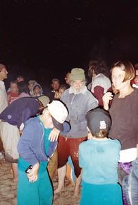 Pilgrims at Corn Hill