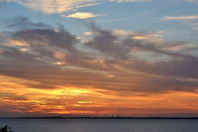August 7 Sunset