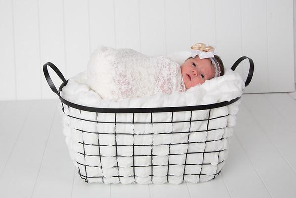 Capri Lee newborn