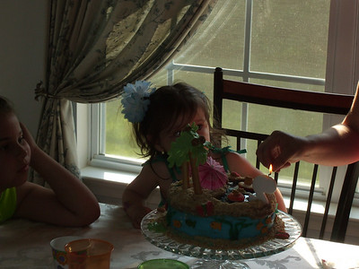 Cara's 2nd Birthday