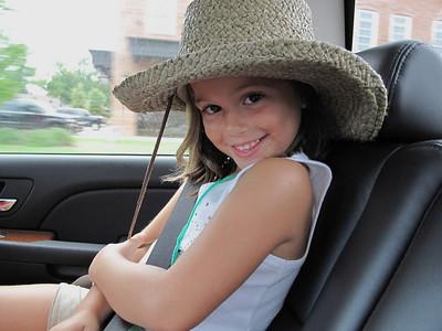 Carley's 5th birthday