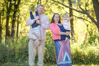 Carlson Family Fall 2017
