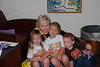 Marme', Camden, Claire and Jax