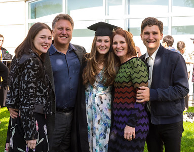 Carly's  Baccalaureate Celebration and Commencement,  Macalester College  May 14, 2016
