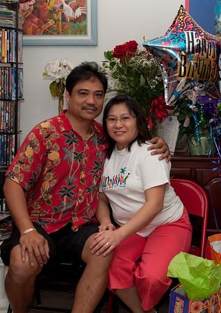 Carmelita's B-day 2010