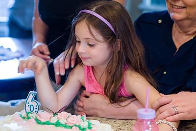 Carmella's 6th Birthday