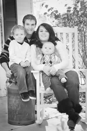 Carn Family Fall 2011