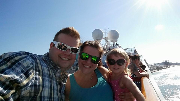 Carnival 'Cat in the Hat' Cruise - Aug 2015