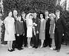 Elizabeth, Leslie, Bob (in front), John, Carol, Russ, Katherine, Alfred, Sherry, Glen