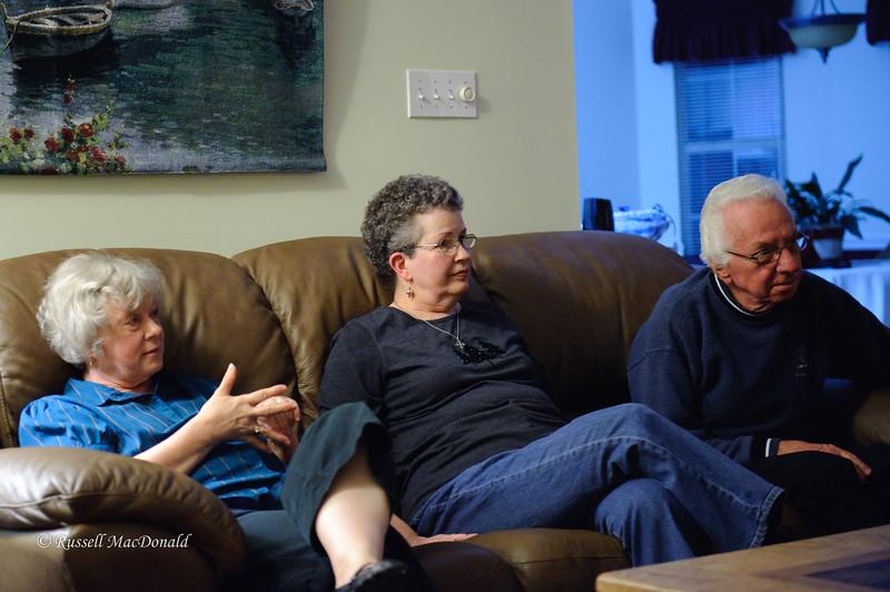 Carol, and Joe Cella