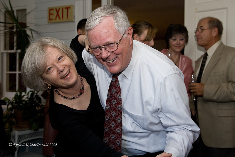 2008 Carol and Russ dancing at Trever and Lisa's wedding