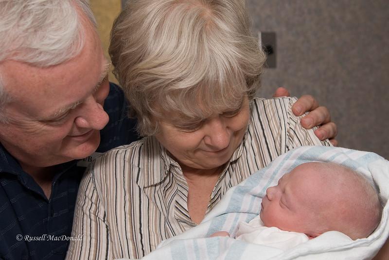 May 6, 2008 Russ, Carol, and Will