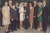 1967-12-30, Russell and Carol's Wedding in El Paso, TX; Mom (Elizabeth MacDonald), Dad (Leslie MacDonald), Bob, John, Carol, Russ, Katherine Kadrmas, Alfred Kadrmas, Sherry, Glen