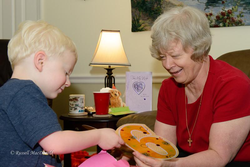 2012 Will helps Carol turn 65