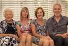 Joyce, Kathy, Margaret and Alan