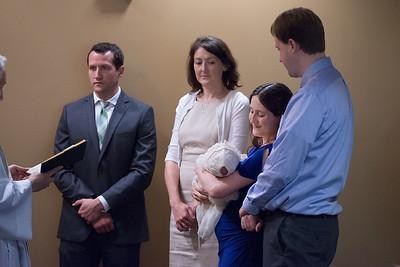 Caroline's Baptism