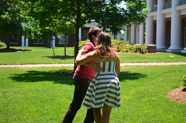 Caroline's ELON Graduation