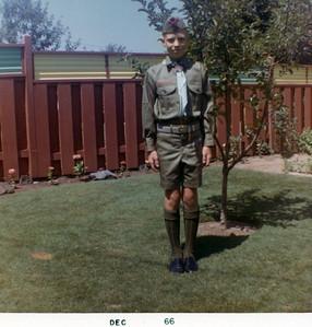 Boy Scouts Camp Fire