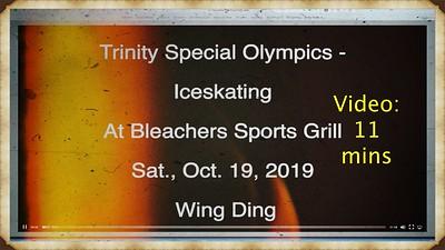 Trinity Special Olympis - Beachland - Sat., Oct. 19, 2019