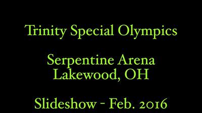 VIDEO:  Trinity Special Olympics Slideshow-Feb. 2016