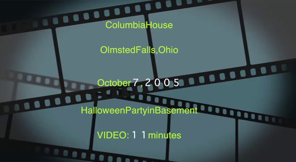 VIDEO:  15 minutes - Columbia House 2005