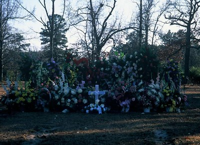 Carolyn's Funeral and Gravesite 2004-08